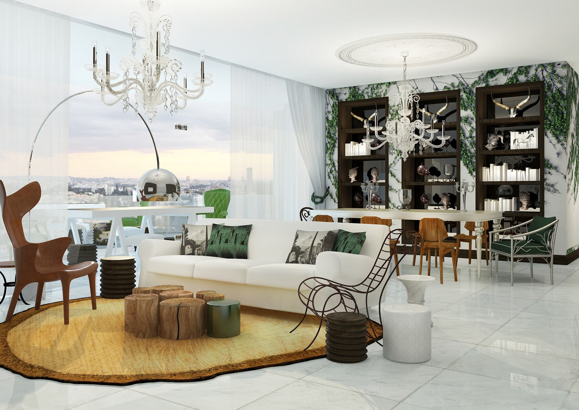 Interior Designers: The Top 10 Designers in London You Need to Know interior designers Interior Designers: The Top 10 Designers in London You Need to Know Nature Lounge YOO on the Horizon Bangalore India YOO Nordelta Buenos Aires Argentina YOO inspired by Starck