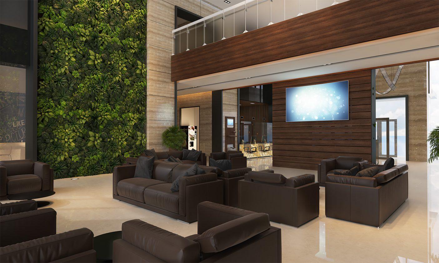 Dubai Interior Designers: The Top 10 Designers You Should Know About dubai interior designers Dubai Interior Designers: The Top 10 Designers You Should Know About QUSAIS MAIN LOBBY 005 1405x843 1