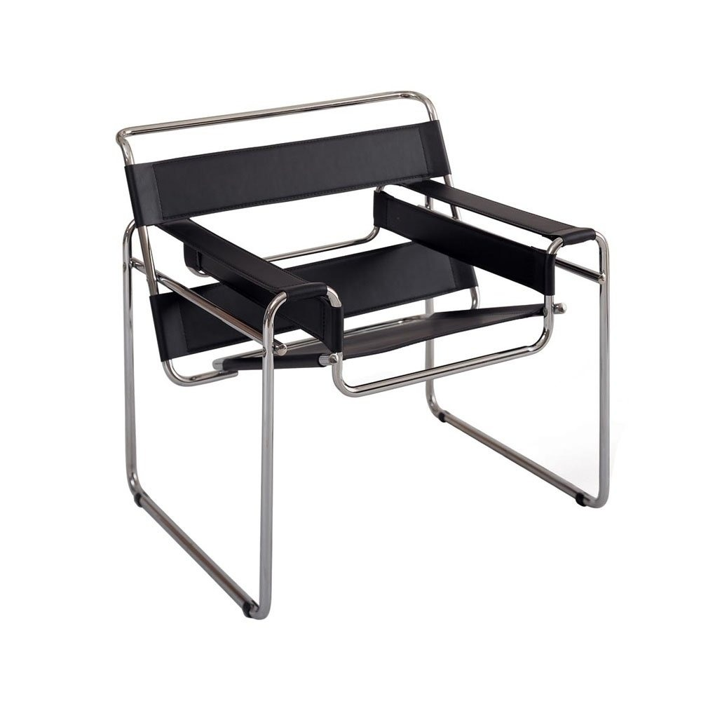 Iconic Chairs: The Top 10 Chairs Designed By Architects iconic chairs Iconic Chairs: The Top 10 Chairs Designed By Architects Wassily Chair Marcel Breuer
