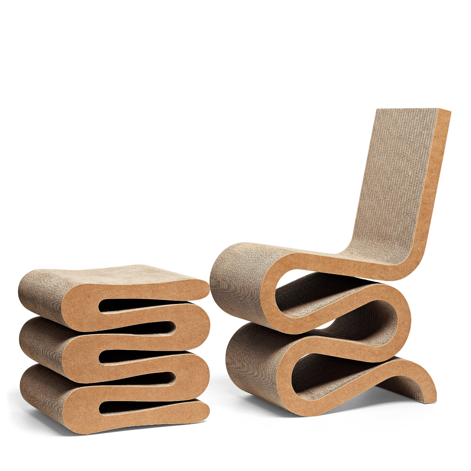Iconic Chairs: The Top 10 Chairs Designed By Architects iconic chairs Iconic Chairs: The Top 10 Chairs Designed By Architects Wiggle Chair Frank Gehry