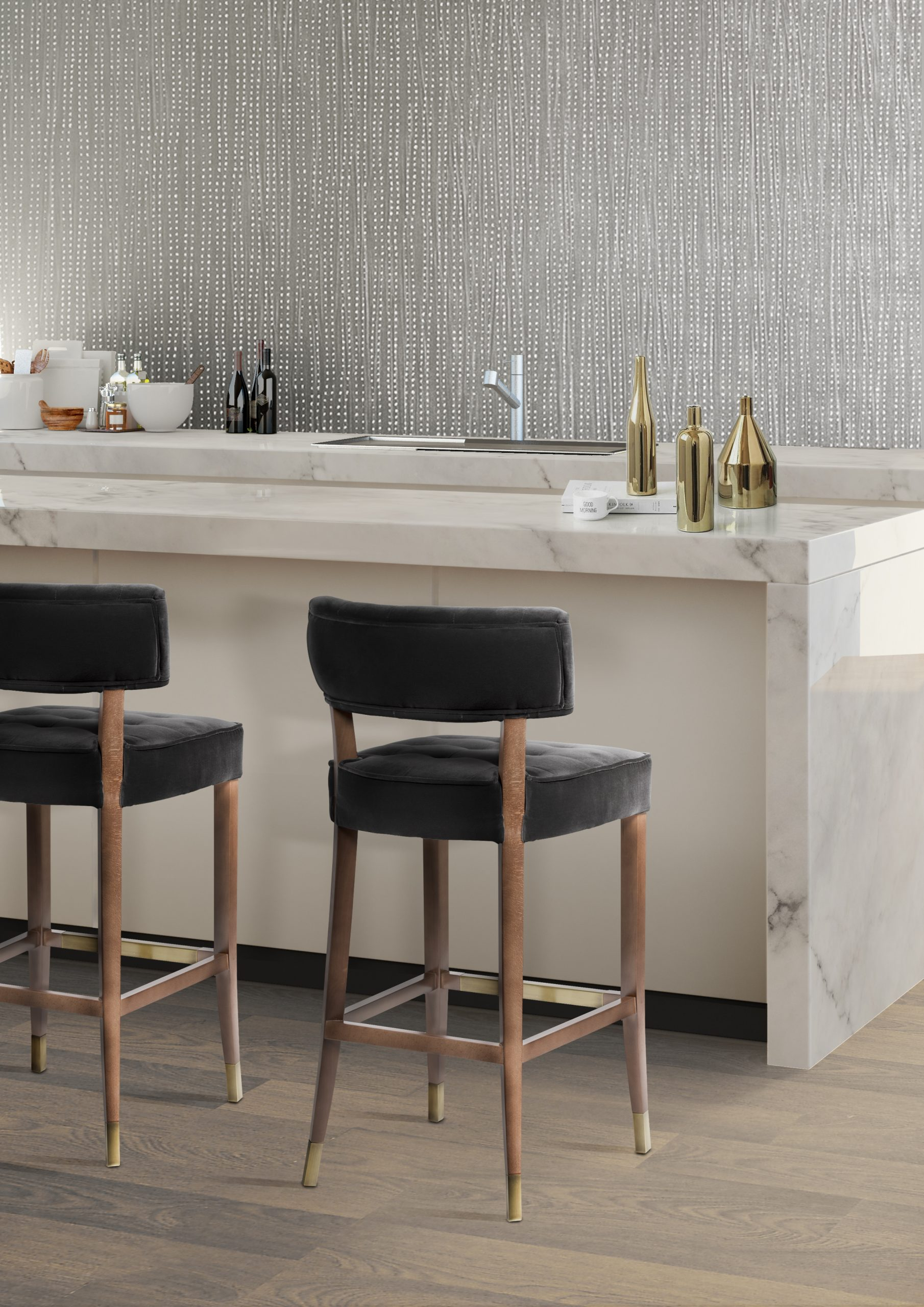 Modern Minimalist Design: Trendy Chairs That Perfectly Suit Your Minimalist Lifestyle modern minimalist Modern Minimalist Design: Chairs That Suit Your Minimalist Lifestyle zulu barchair kitchen scaled