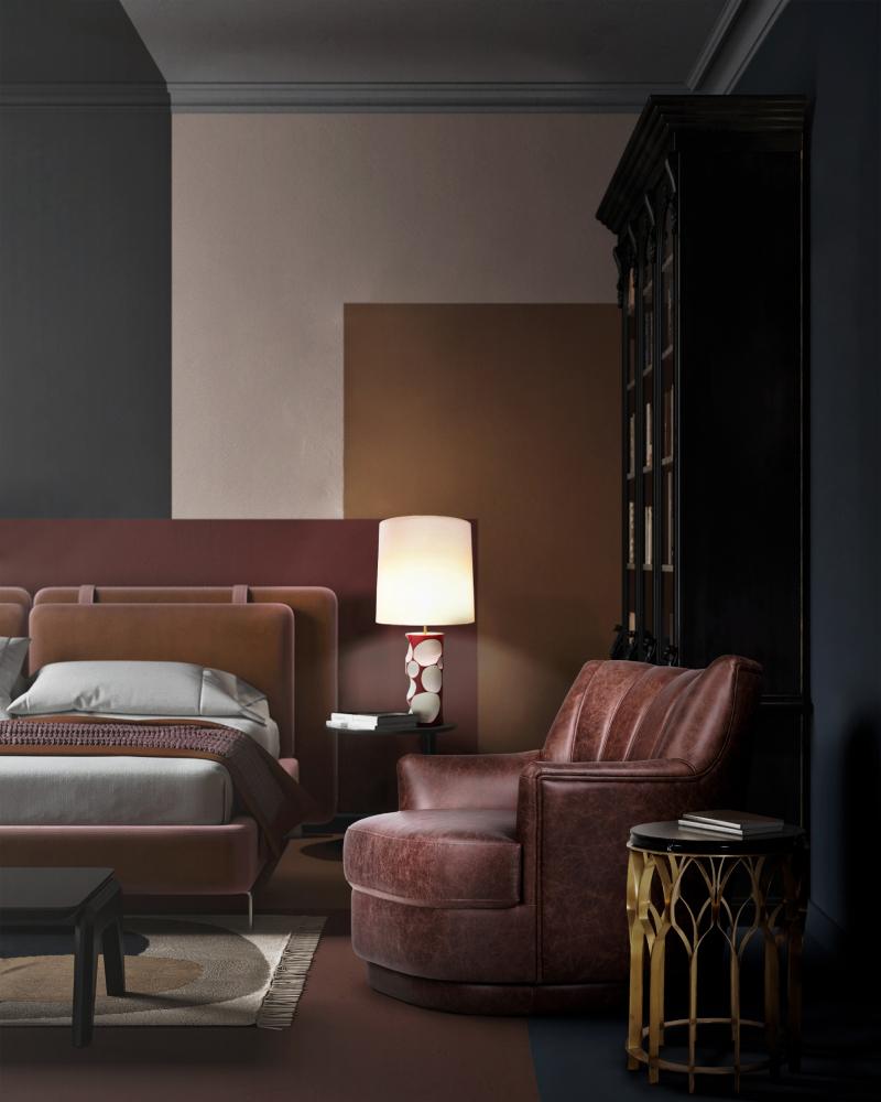 Monochromatic Look: How To Create Modern Rooms With One Colour monochromatic look Monochromatic Look: How To Create Modern Rooms With One Colour BB Plum Single Sofa 800x1000 1