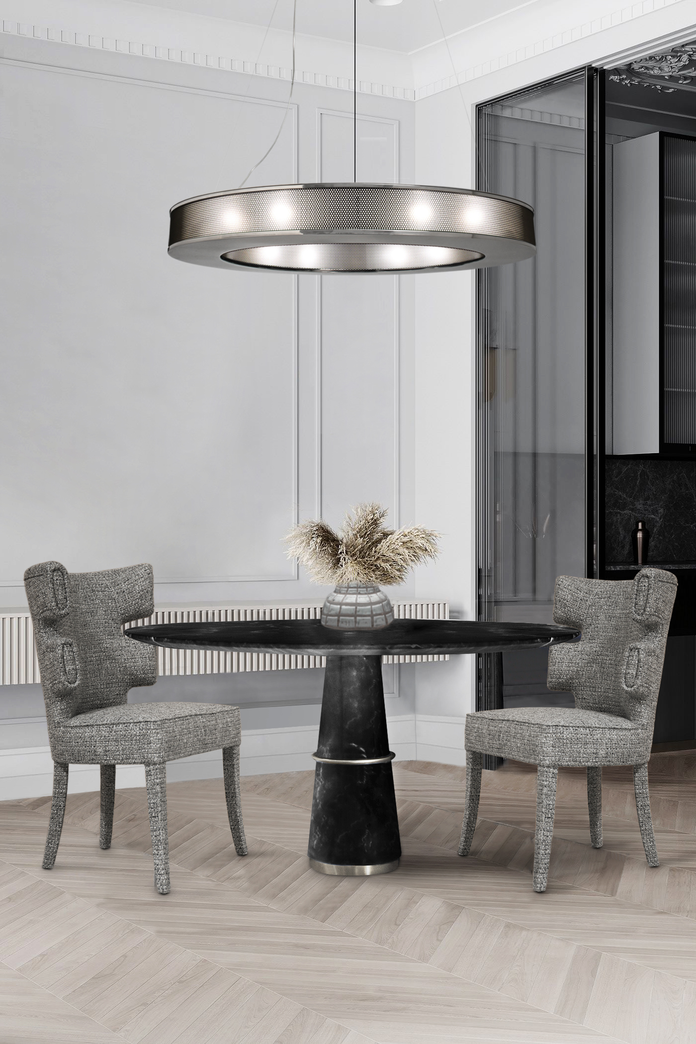 20 Dining Chairs You Will Need For A Modern Dining Room dining chairs 20 Dining Chairs You Will Need For A Modern Dining Room BB gaia agra dining