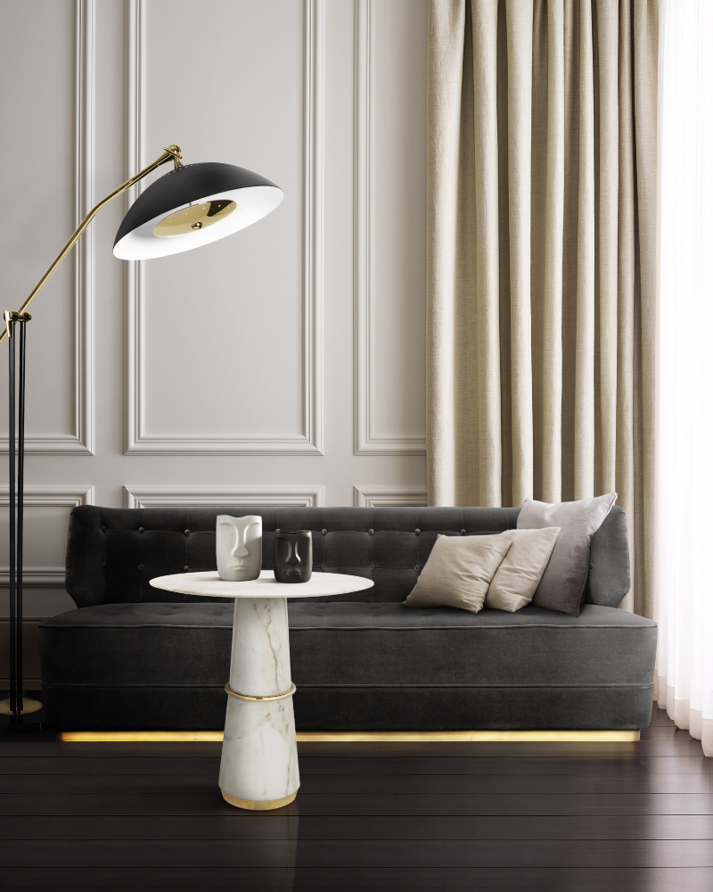 Monochromatic Look: How To Create Modern Rooms With One Colour monochromatic look Monochromatic Look: How To Create Modern Rooms With One Colour BB george sofa agra coffe table 1