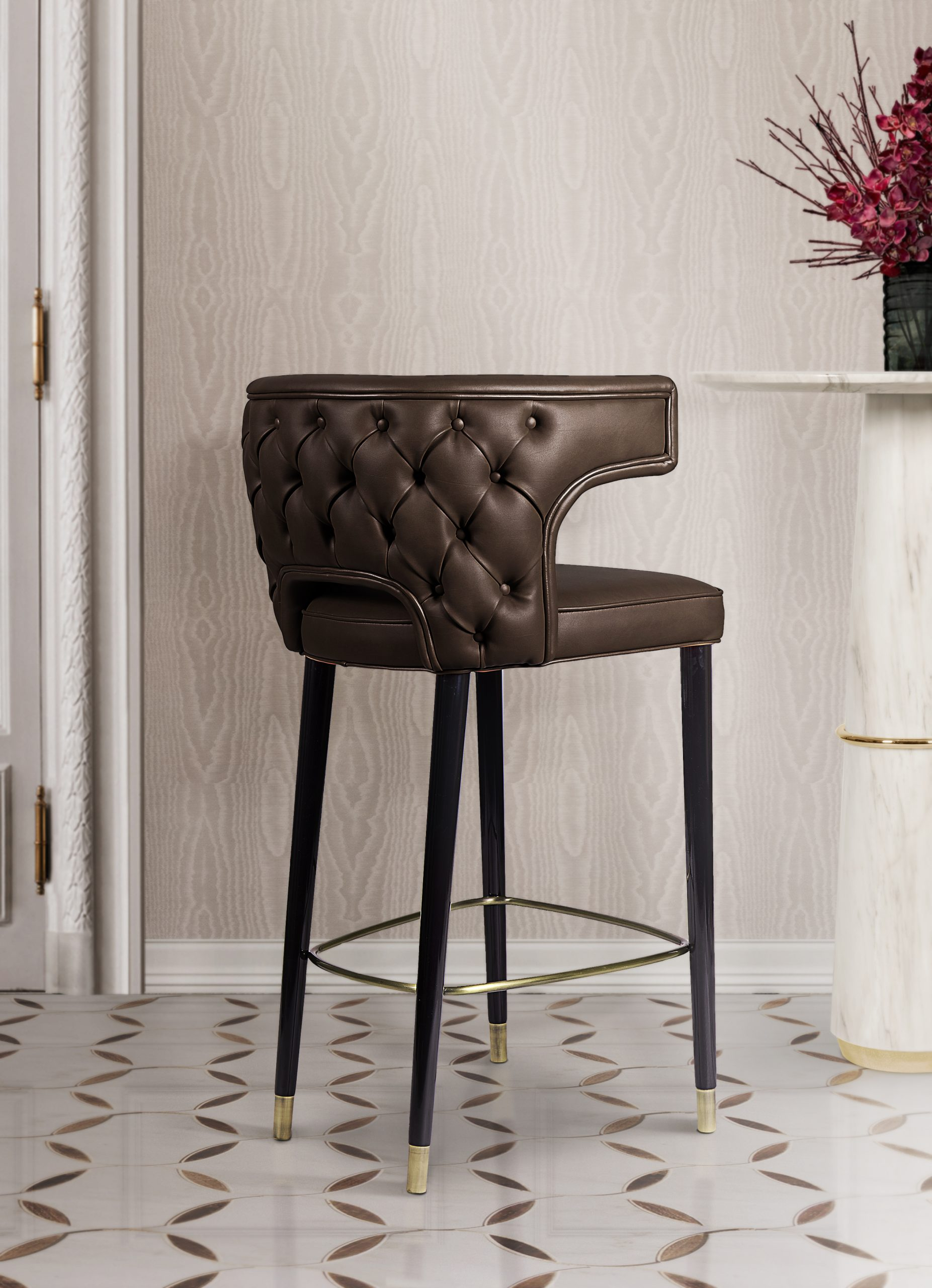 20 Counter Stools To Help You Create Your Dream Kitchen counter stools 20 Counter Stools To Help You Create Your Dream Kitchen BB kansas bar scaled