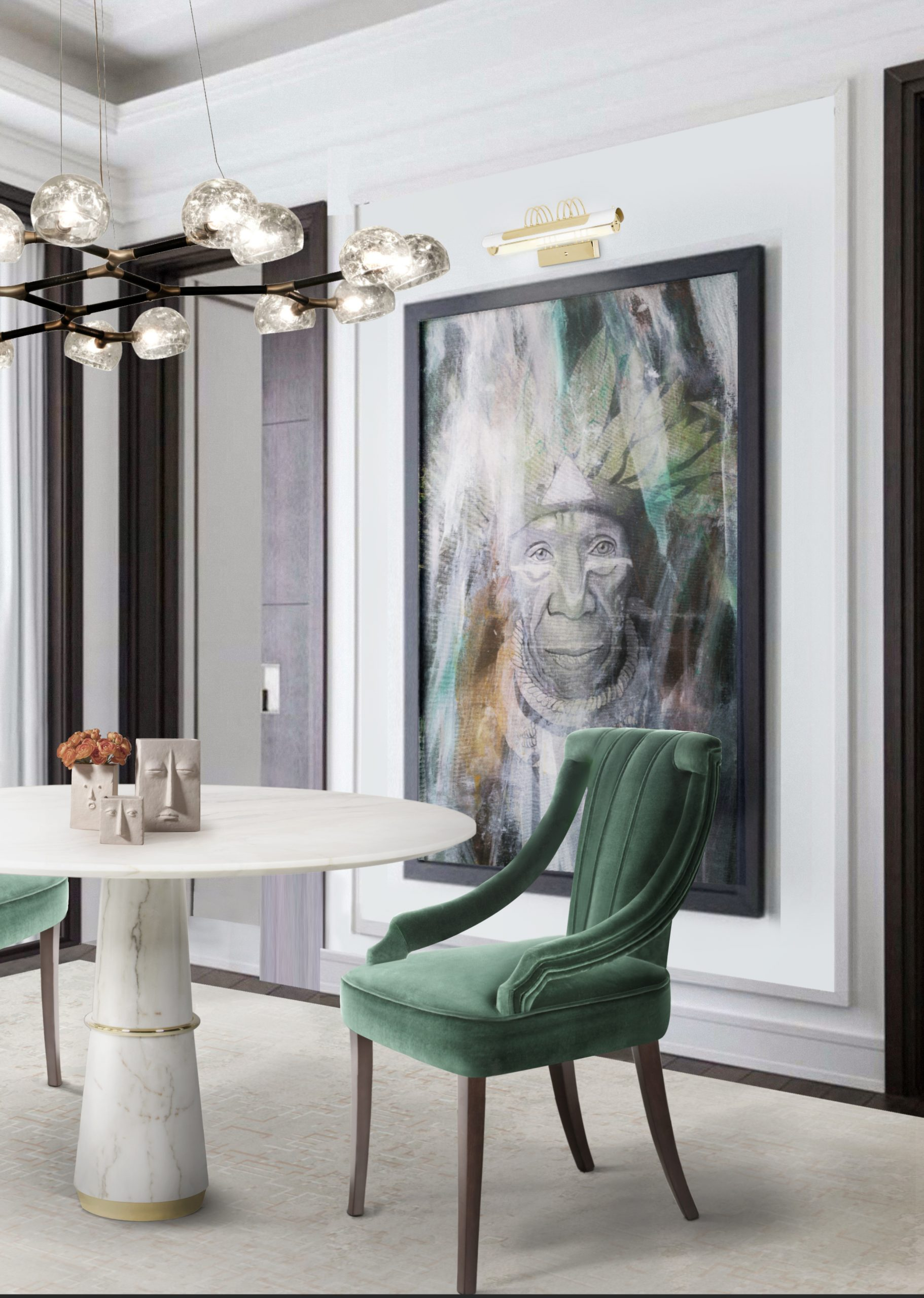 20 Dining Chairs You Will Need For A Modern Dining Room dining chairs 20 Dining Chairs You Will Need For A Modern Dining Room BB cayo dining chair scaled