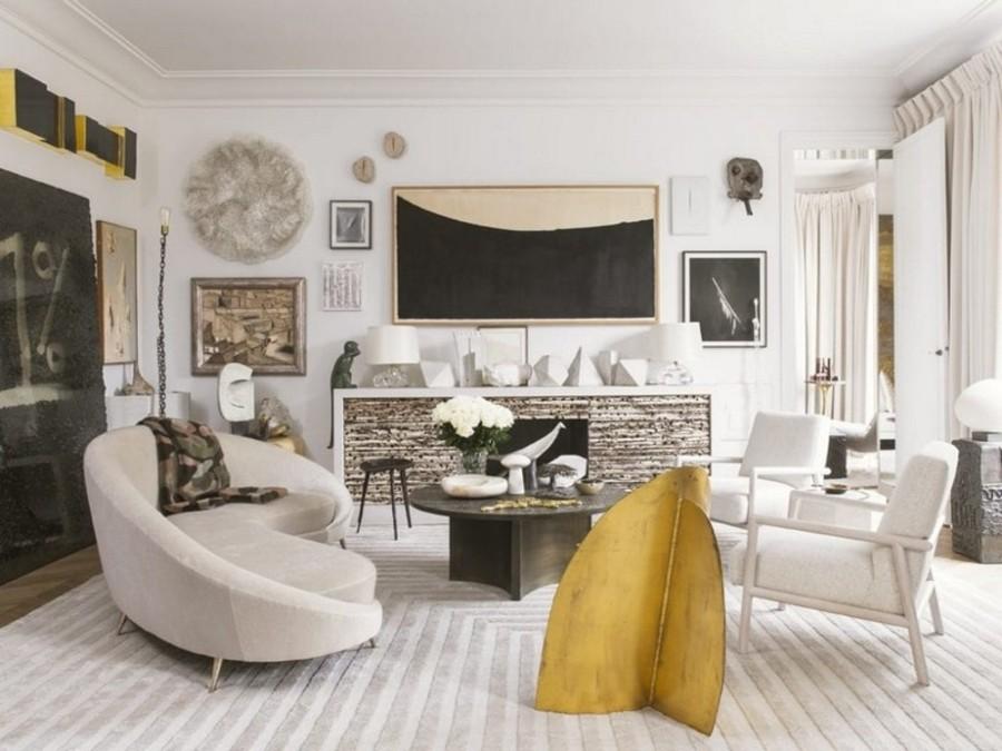 Paris Interior Designers: The Top 10 paris interior designers Paris Interior Designers: The Top 10 Inspirations for Modern Chairs Chahan Minassian The Pinnacle of Interior Design 5