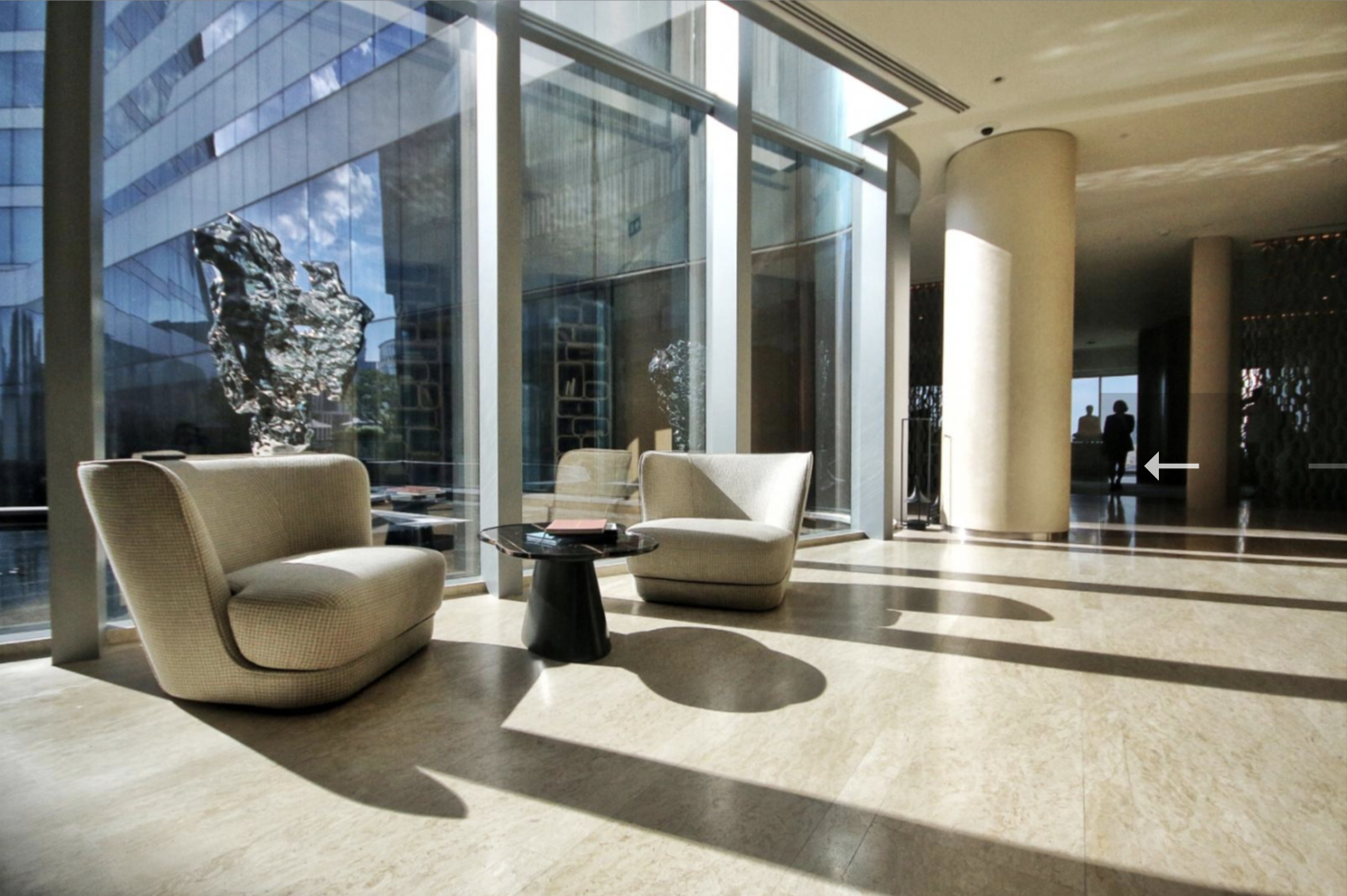 Hotel Lobbies and Waiting Spaces: A List Of 20 Modern Armchairs  modern armchairs Hotel Lobbies And Waiting Spaces: A List Of 20 Modern Armchairs Hotel Lobbies 14