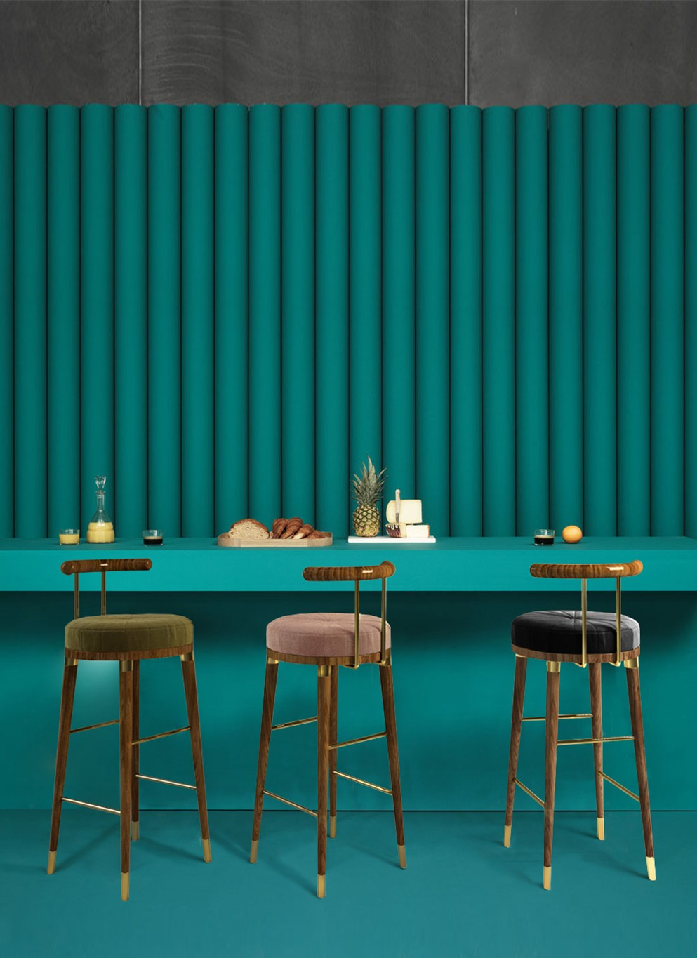 20 Counter Stools To Help You Create Your Dream Kitchen