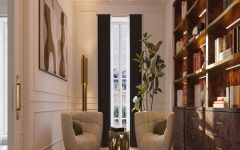 """reading chairs The Wonder Of The Parisian """"Éternel"""": Reading Chairs For a Cosy Nook The Wonder Of The Parisian E  ternel Reading Chairs For a Cosy Nook1 240x150"""