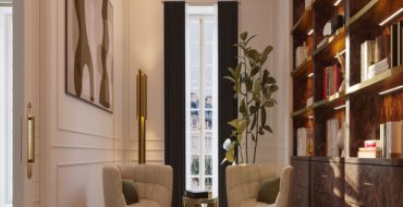 """reading chairs The Wonder Of The Parisian """"Éternel"""": Reading Chairs For a Cosy Nook The Wonder Of The Parisian E  ternel Reading Chairs For a Cosy Nook1 370x190"""