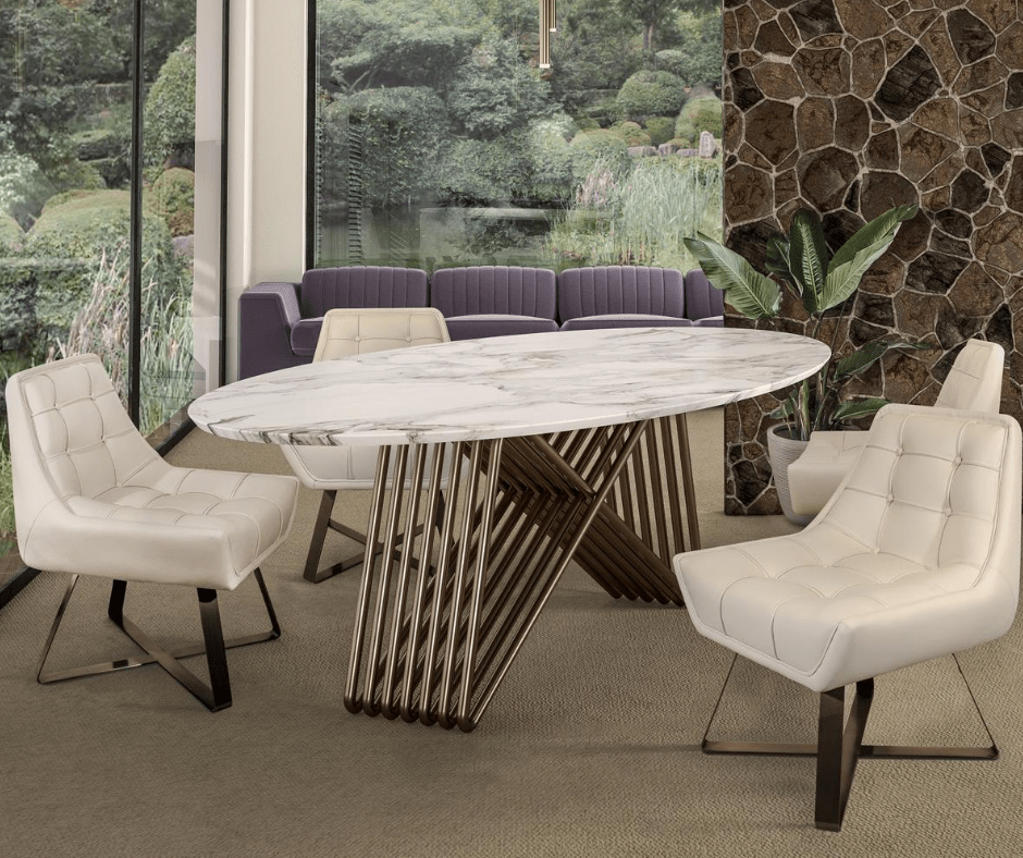 20 Dining Chairs You Will Need For A Modern Dining Room dining chairs 20 Dining Chairs You Will Need For A Modern Dining Room Upholstered Dining chair Ideas3