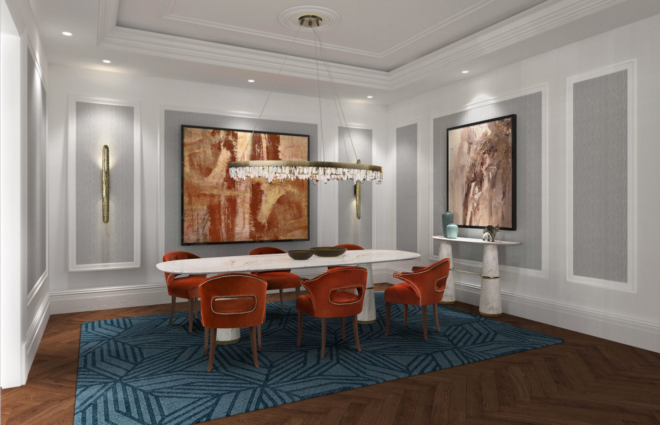 20 Dining Chairs You Will Need For A Modern Dining Room dining chairs 20 Dining Chairs You Will Need For A Modern Dining Room brabbu ambience press 115 HR scaled