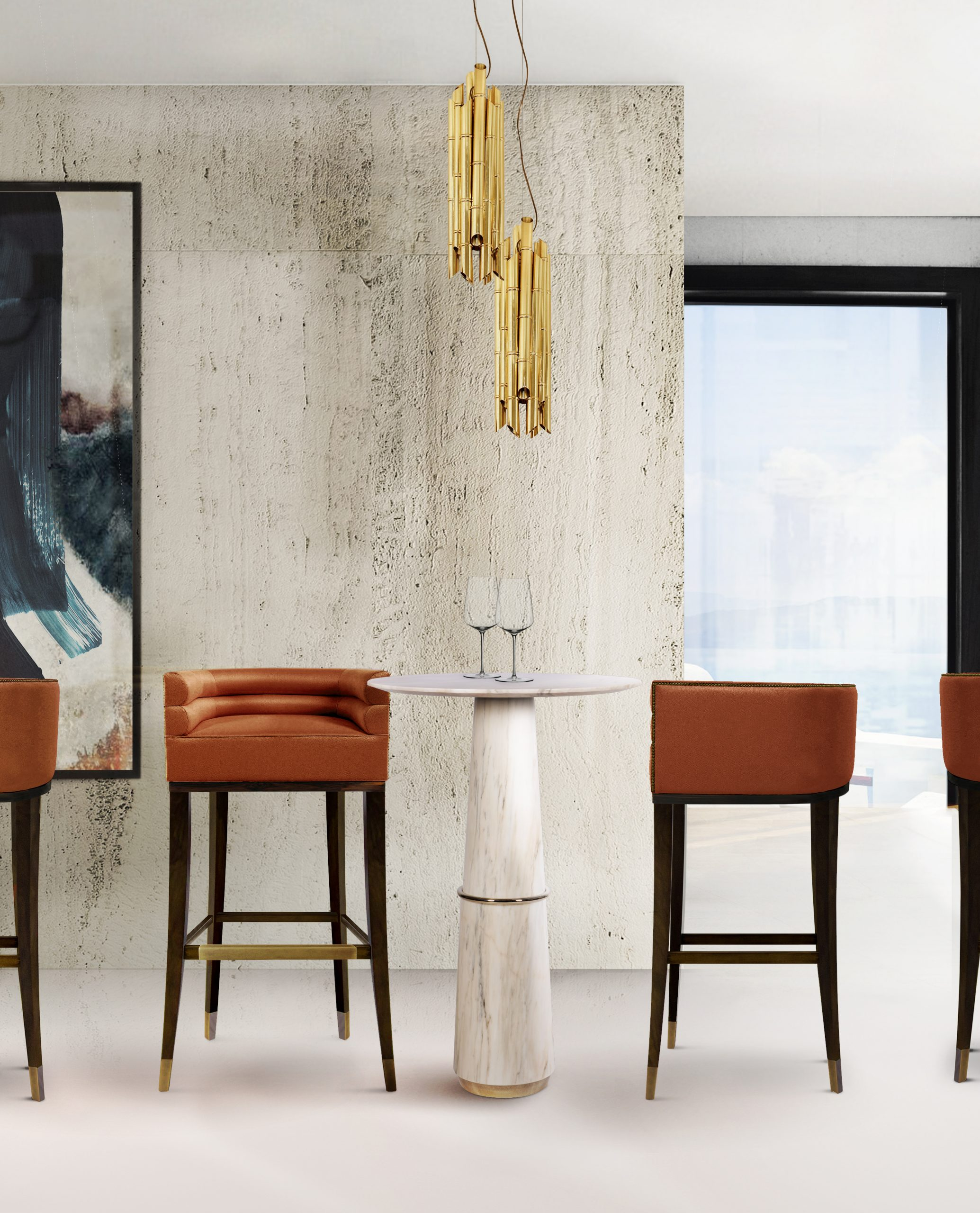20 Counter Stools To Help You Create Your Dream Kitchen counter stools 20 Counter Stools To Help You Create Your Dream Kitchen maa bar chair agra scaled