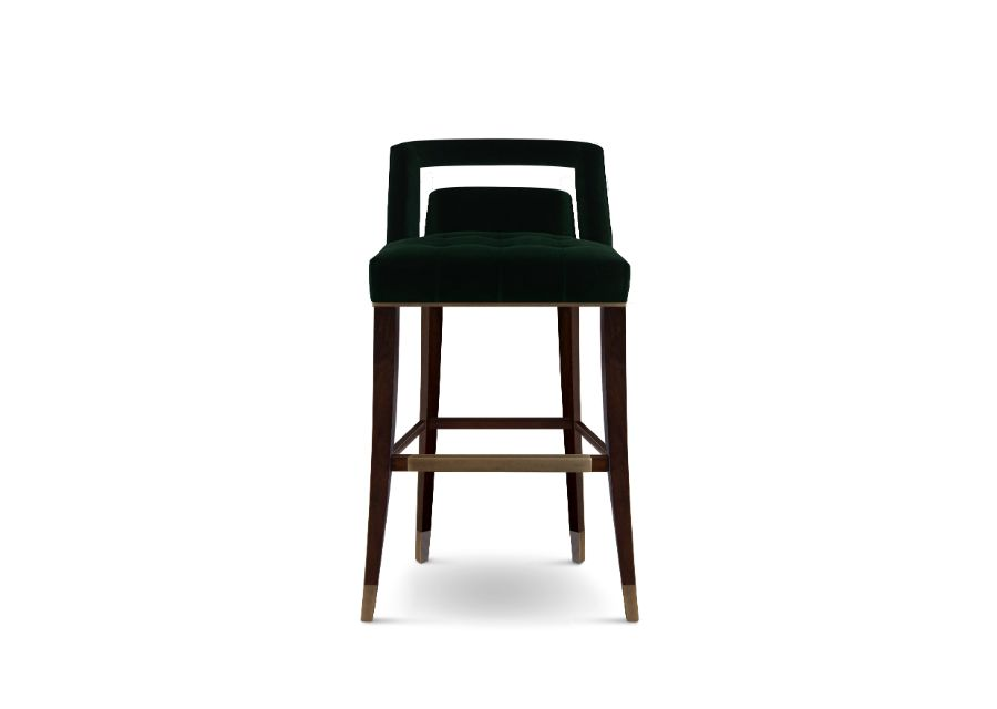 Modern Kitchen Chairs: Elegant & Comfortable Counter Stools