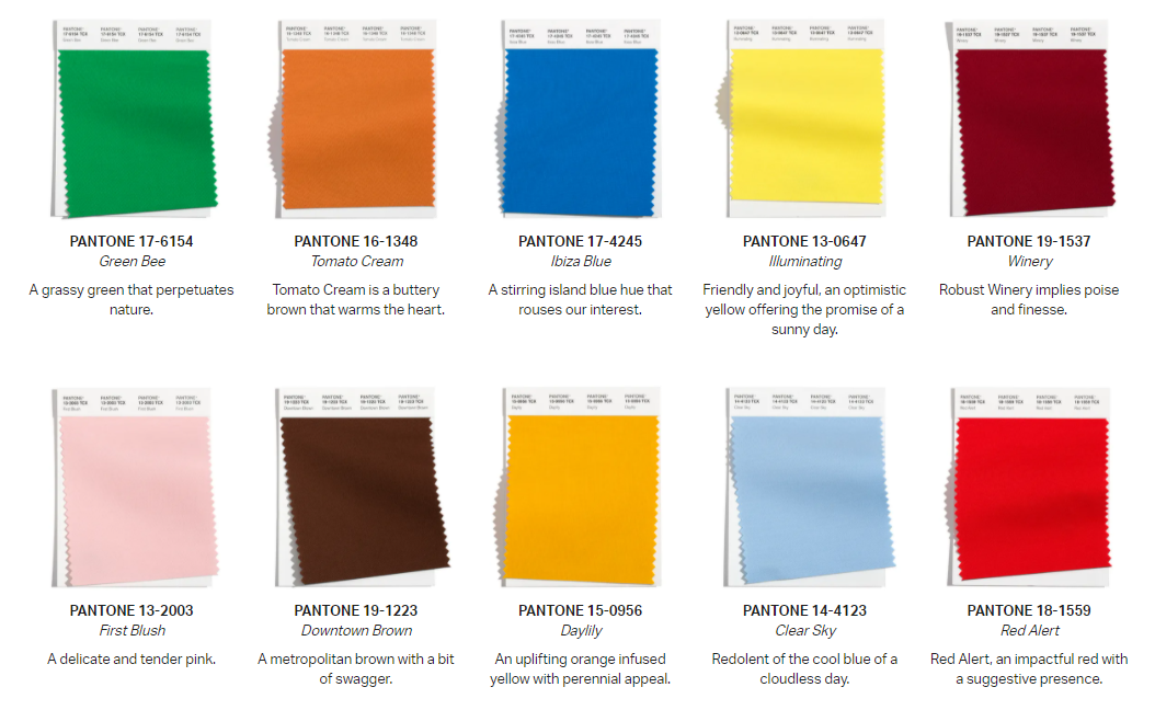 Colour Trends 21/22 from the New York and London Fashion Week colour trends 21 Colour Trends 21/22 from the New York and London Fashion Week image 2