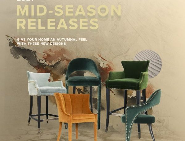 Autumn Colours 2021 Modern Chairs Options to Update Your Home