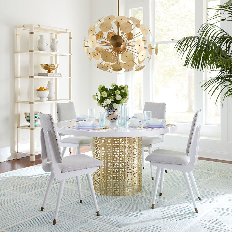 Dining Chairs Design by Jonathan Adler: Unique, Modern, Eclectic