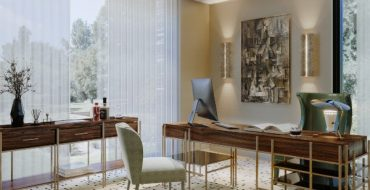 Home Office and Reading Corner Chairs: Modern, Comfortable, Fierce