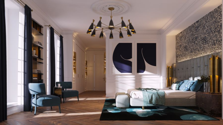 Modern Chairs Designs: From Paris to Madrid a Selection of the Best