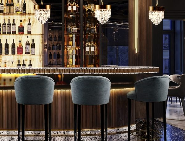 Bar Chairs: Best Sellers That Will Turn Your Bar Design Amazing