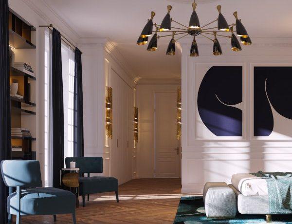 Modern Bedroom Chairs: Comfortable, Elegant, Fierce and Practical