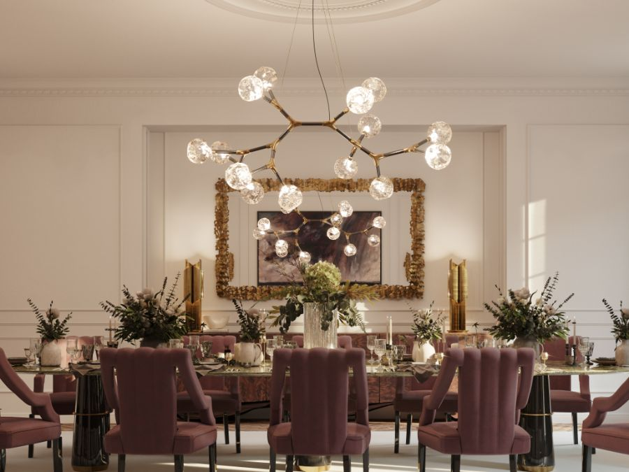 Modern Dining Room Chairs: 10 Incredible Comfortable & Elegant Designs