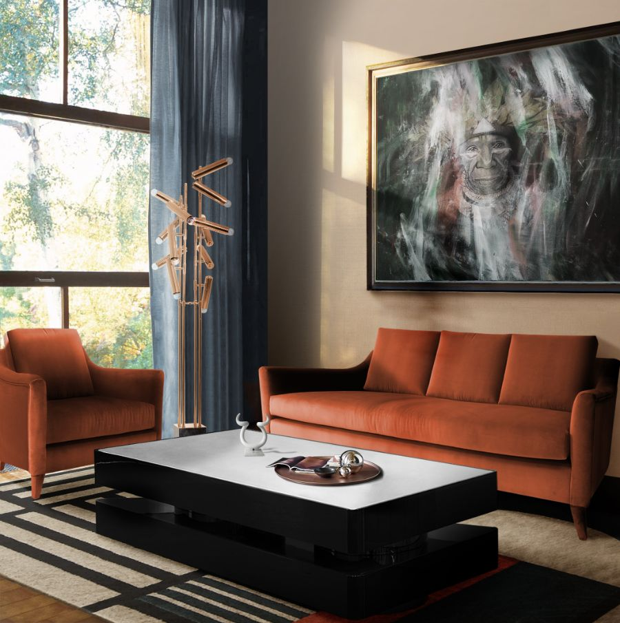 Orange Chairs: Bright, Colourful, Fierce and Elegant Designs