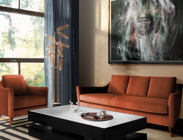 Orange Chairs Bright, Colourful, Fierce and Elegant Designs